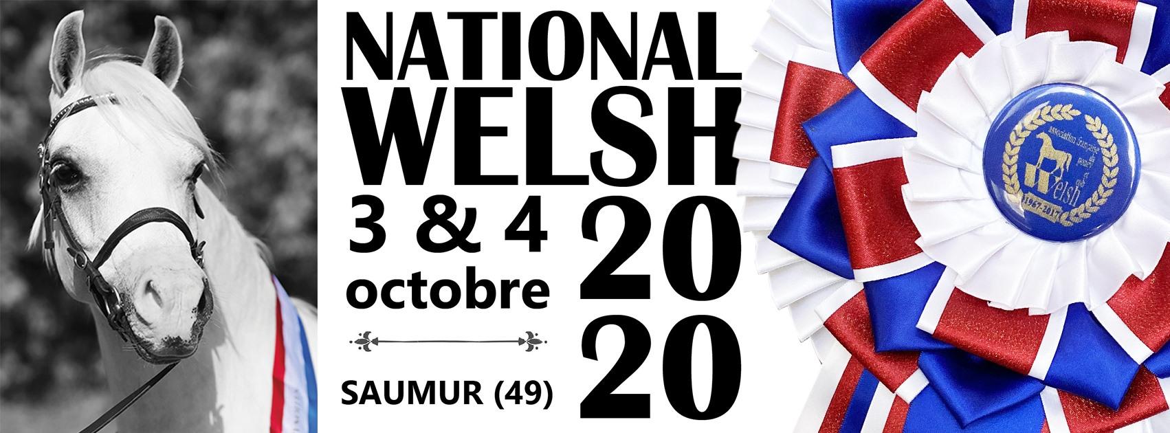 Bannière National Welsh 2020