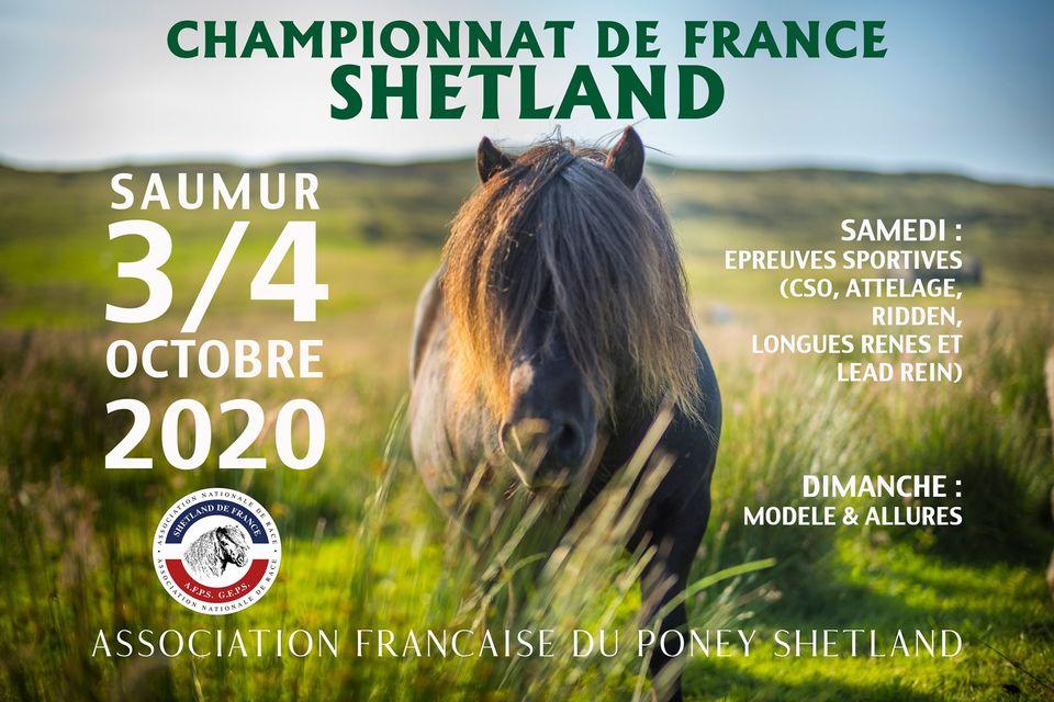 Championnat de France Shetland